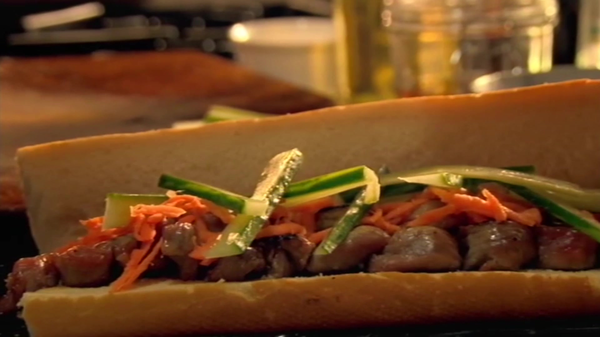 How to Make Gordon Ramsay's Vietnamese-Style Baguette With Beef