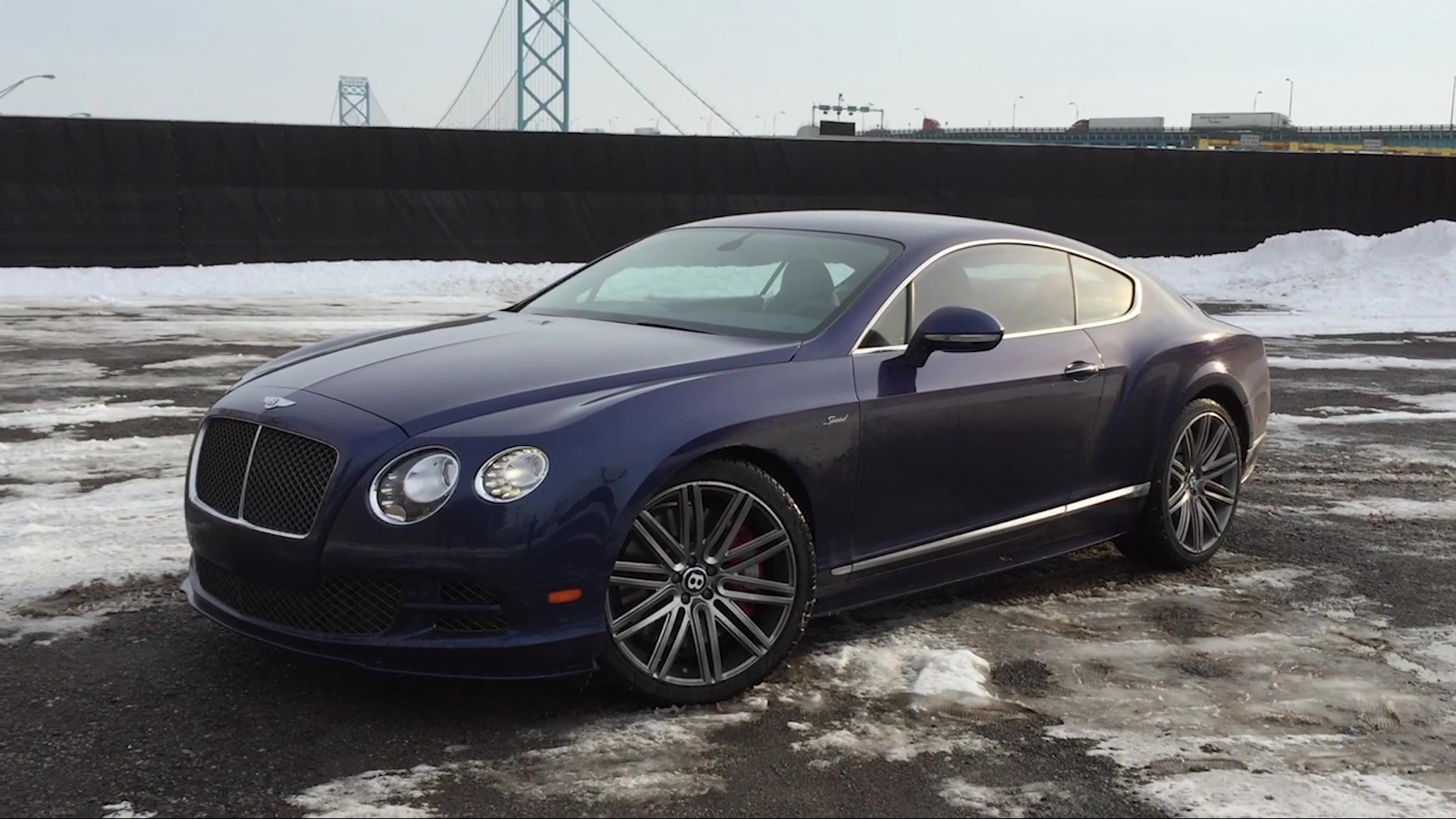 Daily Driver: 2015 Bentley Continental GT Speed - Autoblog