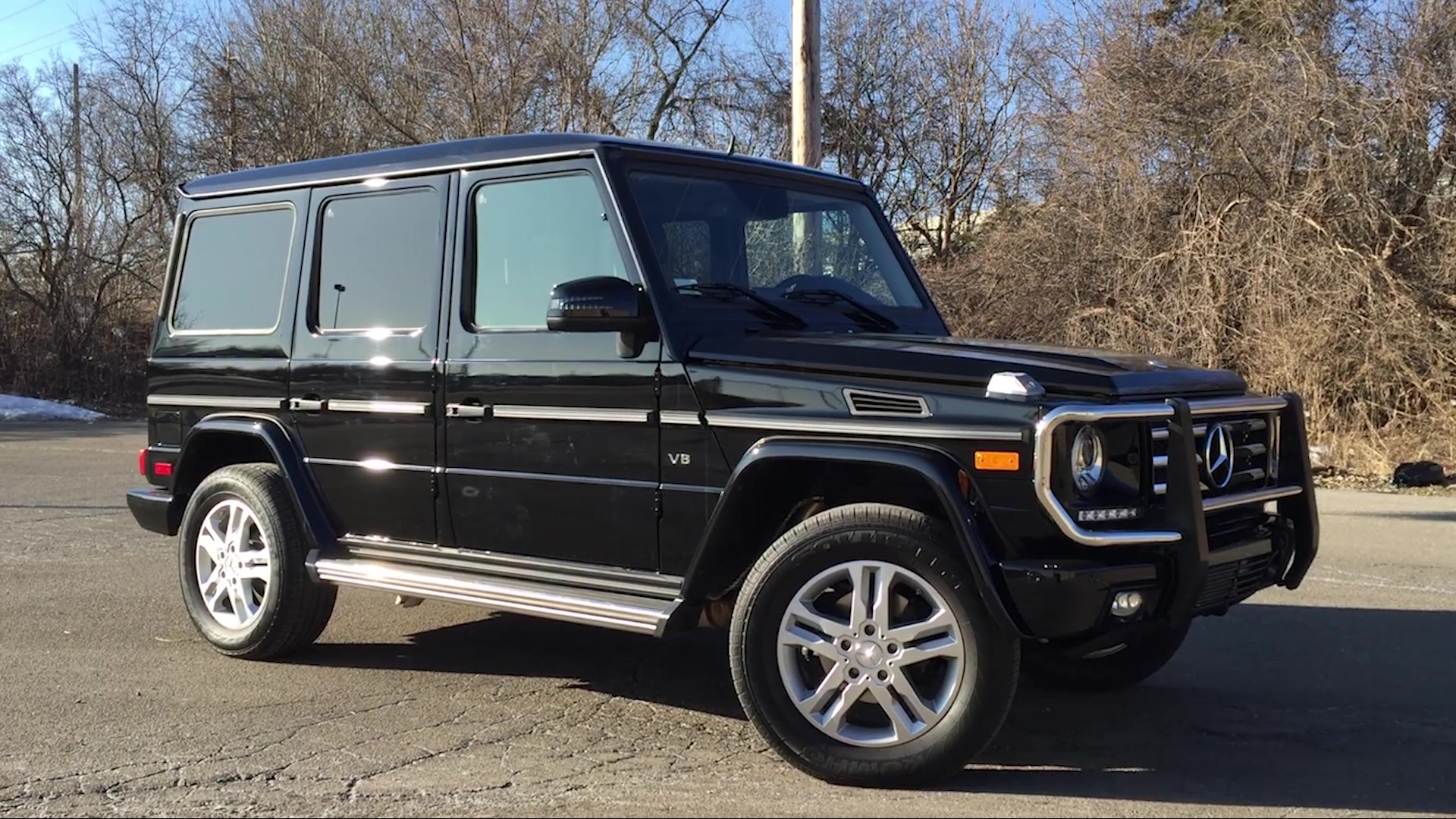 2015 mercedes benz g550 daily driver