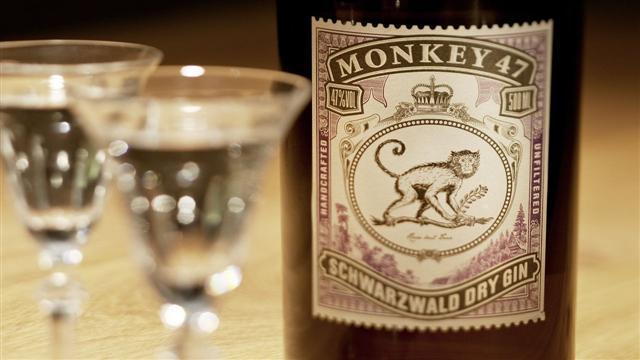 Weekend Sip: Monkey 47 Gin