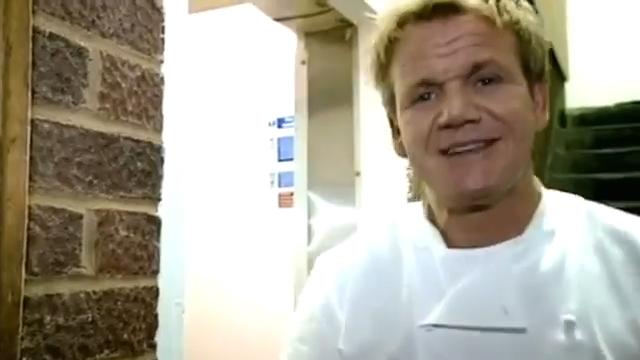 Gordon Ramsay Struggles to Make Naan Bread