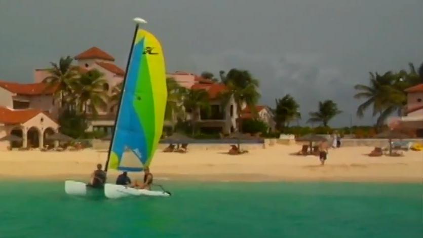 Frangipani Beach Resort in Anguilla