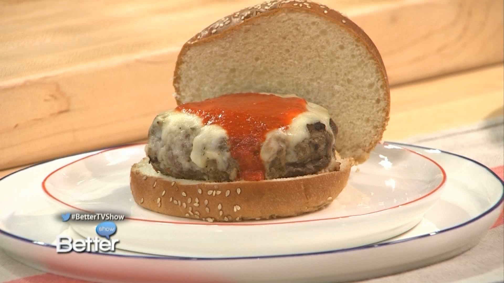 Chef Ashton Keefe Makes Variations of the Traditional Burger