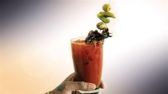 For Brunch, Try the 'Bloody Jerry'