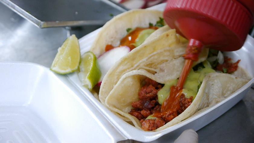 NYC Vendy Awards Cup 2014 Finalists: El Rey Del Taco - Mexican Food Truck