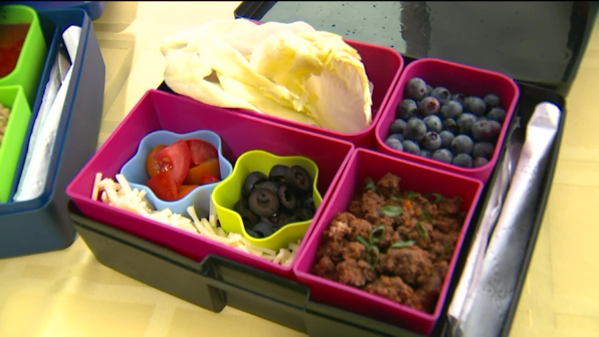 Kid Chef Shares 3 Healthy School Lunch Ideas