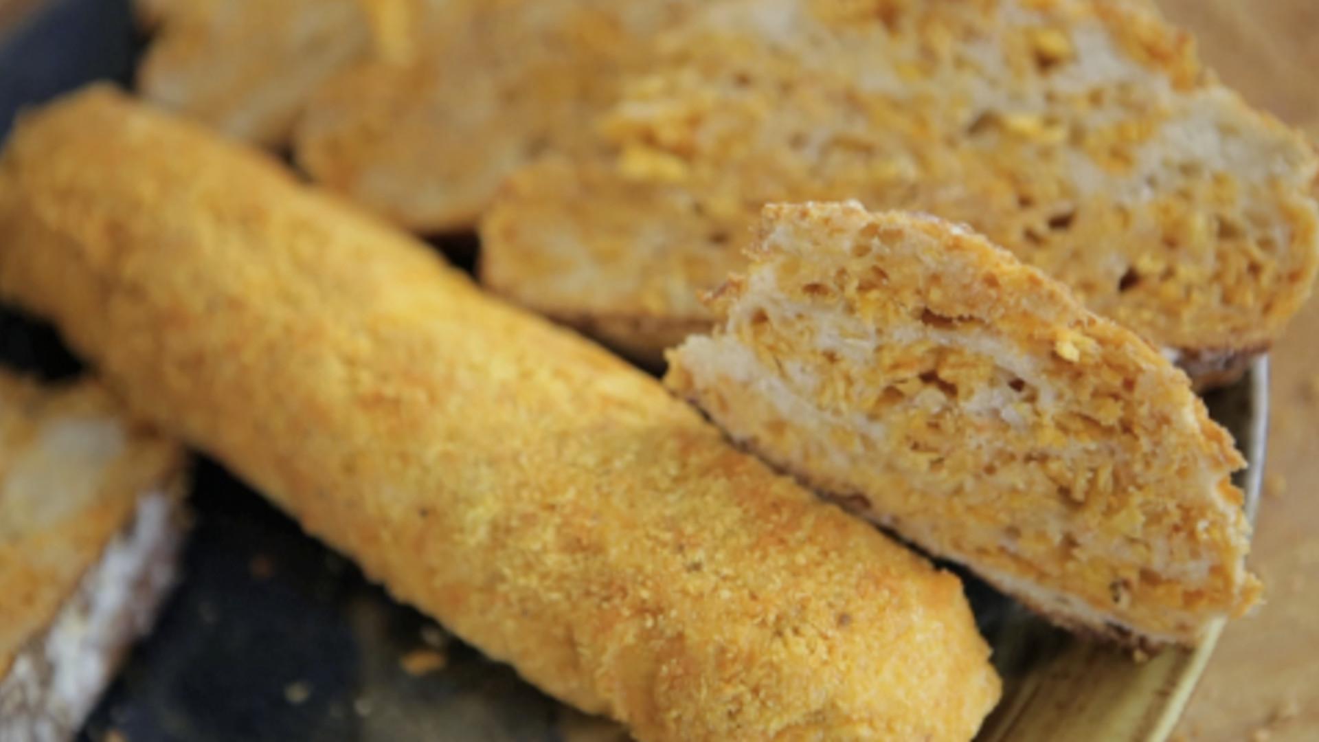 Andy Rapoport Makes Doritos Bread