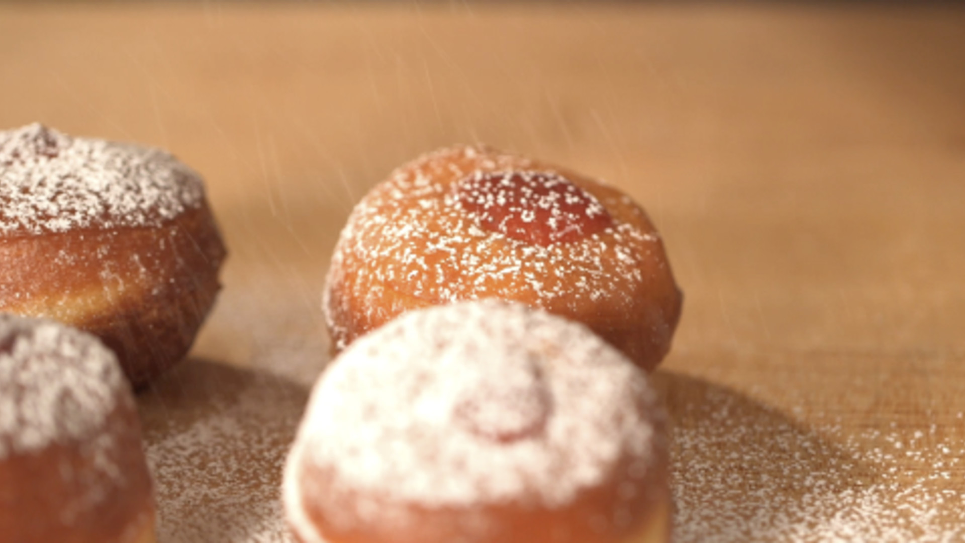How to Make Sufganiyot