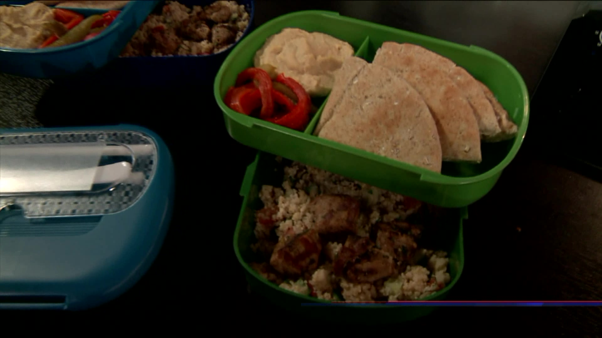 Quick and Healthy Back-to-School Lunches for Teens