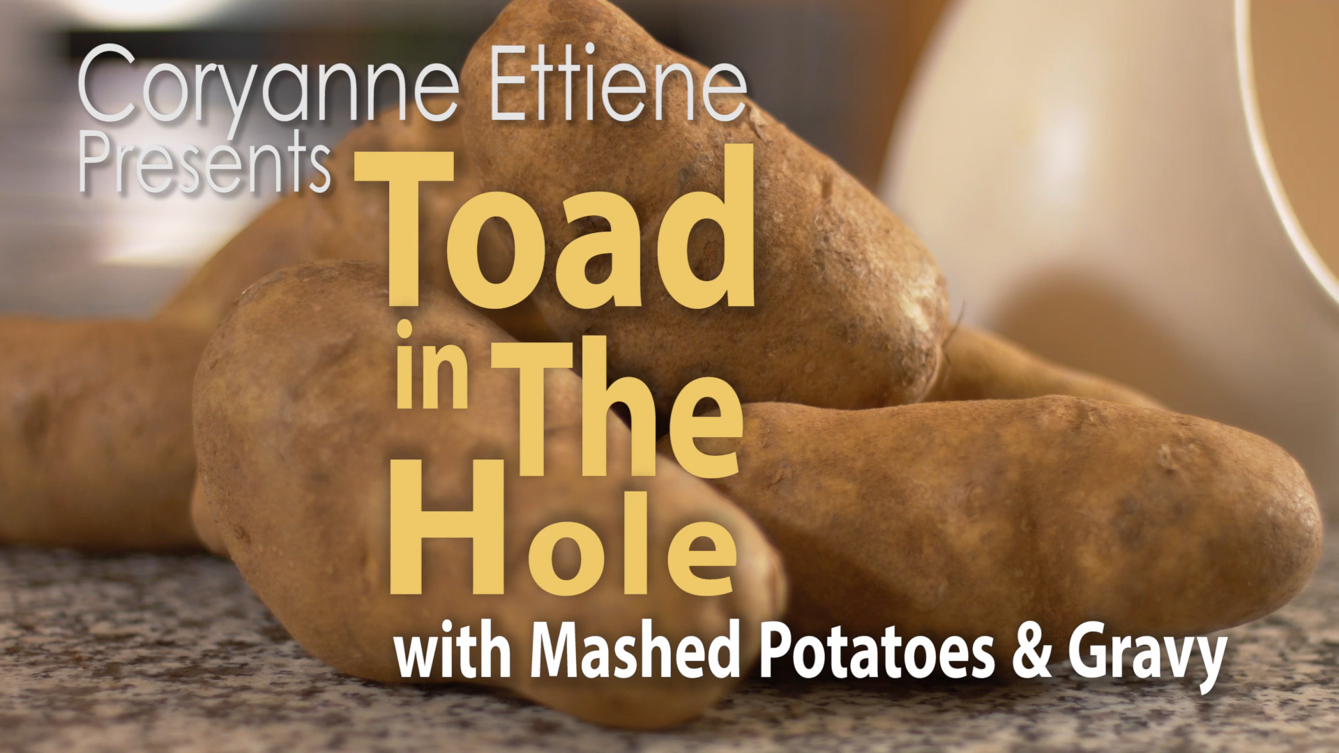 How to Make a Traditional Toad in the Hole