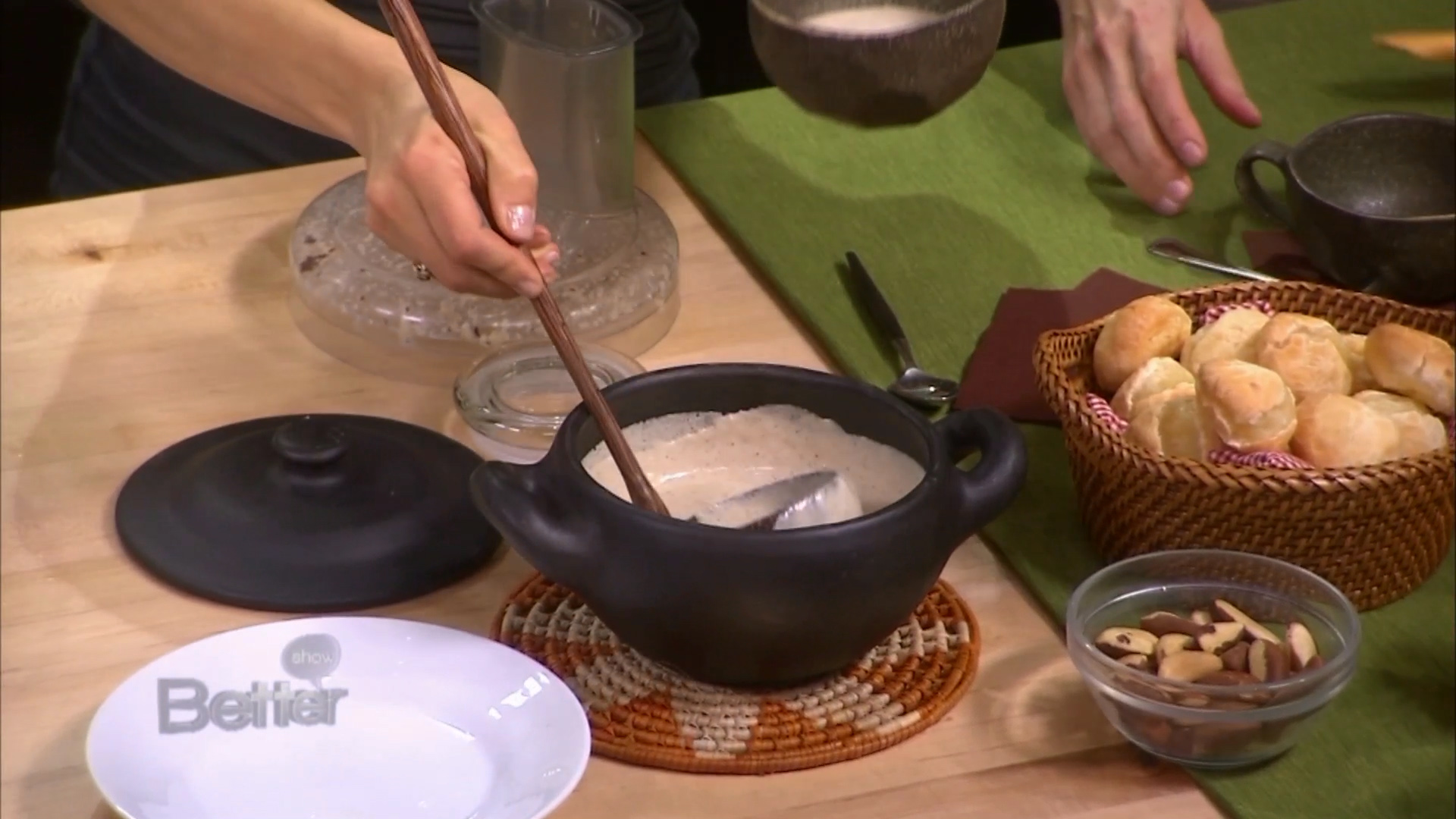 How to Make a Creamy Brazil Nut Soup