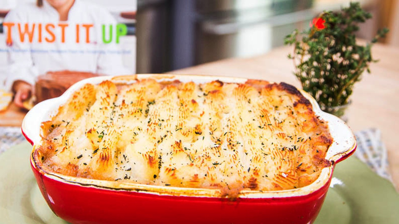 How to Make an Authentic Shepherd's Pie