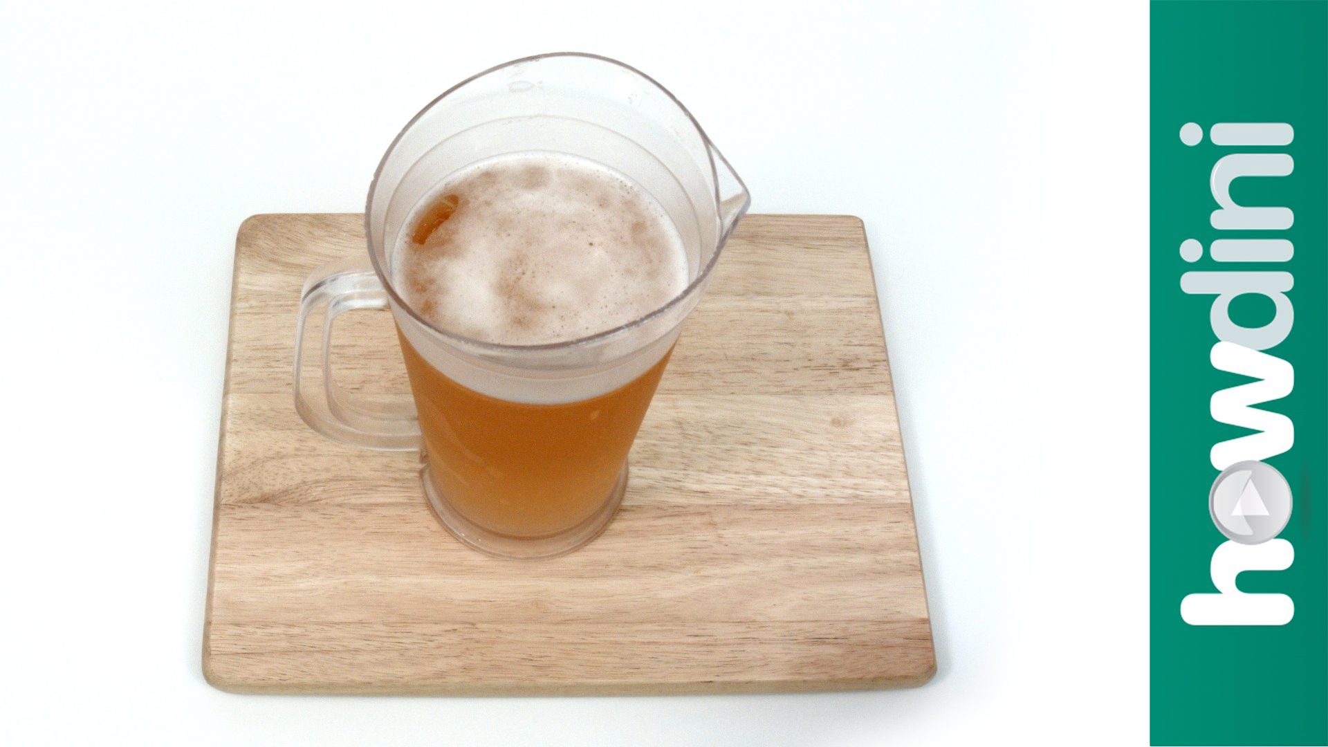 How to Keep a Pitcher of Beer Cool