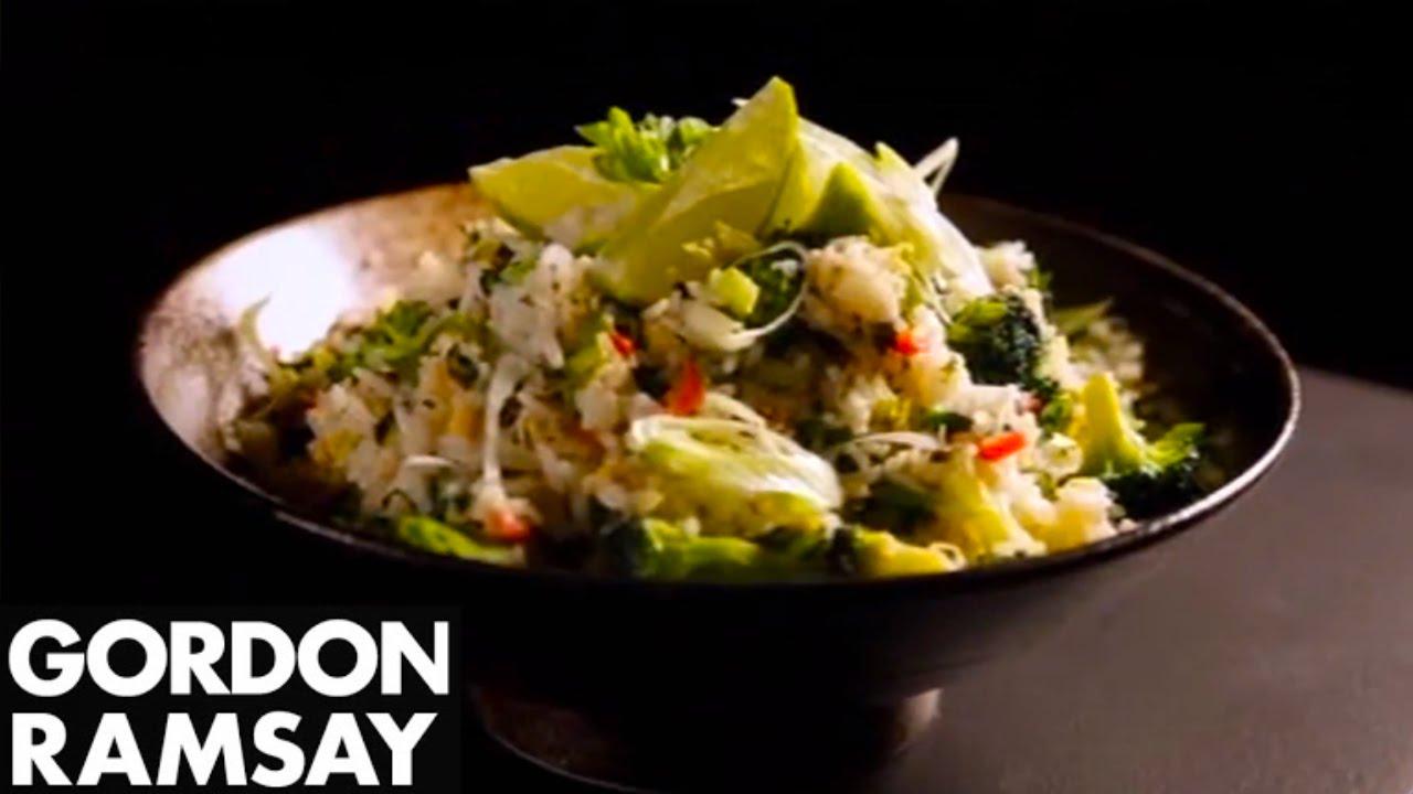 How to Make Easy Fried Rice - Gordon Ramsay