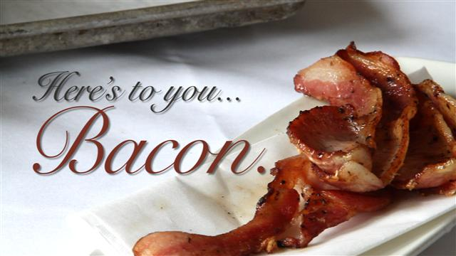 A Tribute to Bacon on International Bacon Day