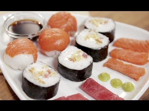 World Food: Sushi and Sashimi