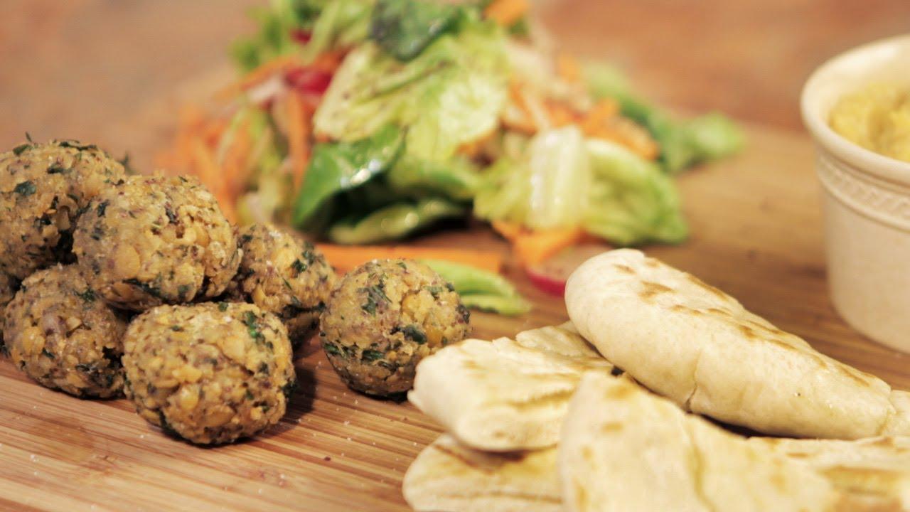 World Food: Falafel and Hummus