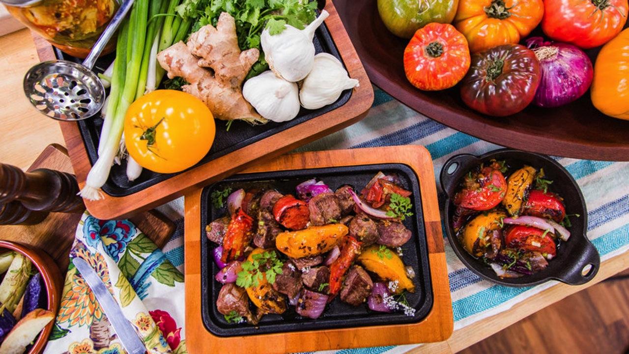 Chef Ricardo Zarate's Lomo Saltado Recipe