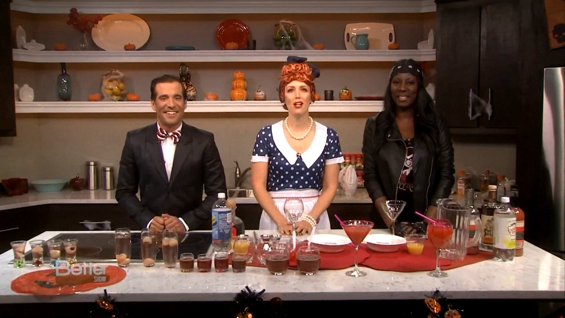Cocktail Recipes in the Spirit of Halloween