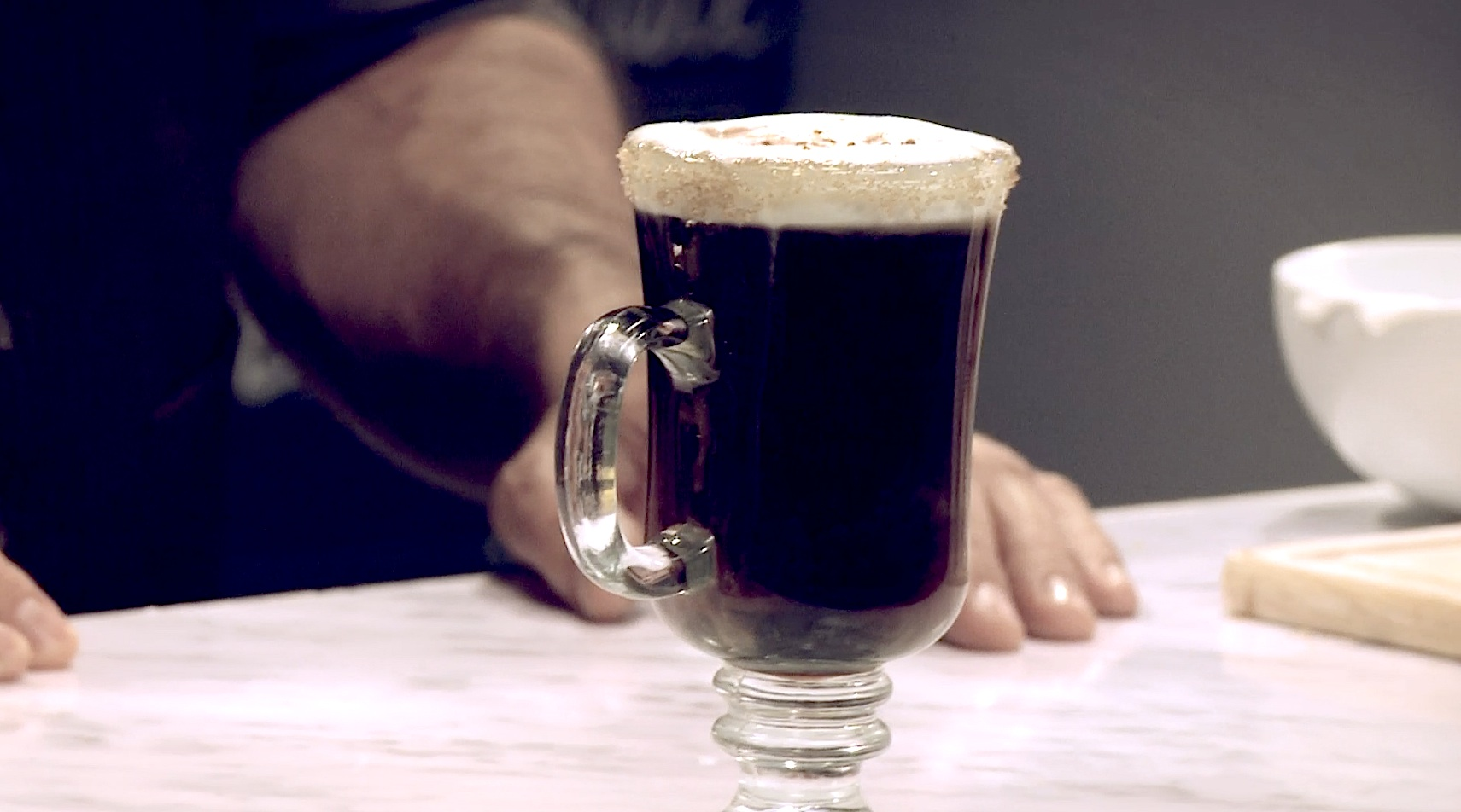 How To Make A Spanish Coffee