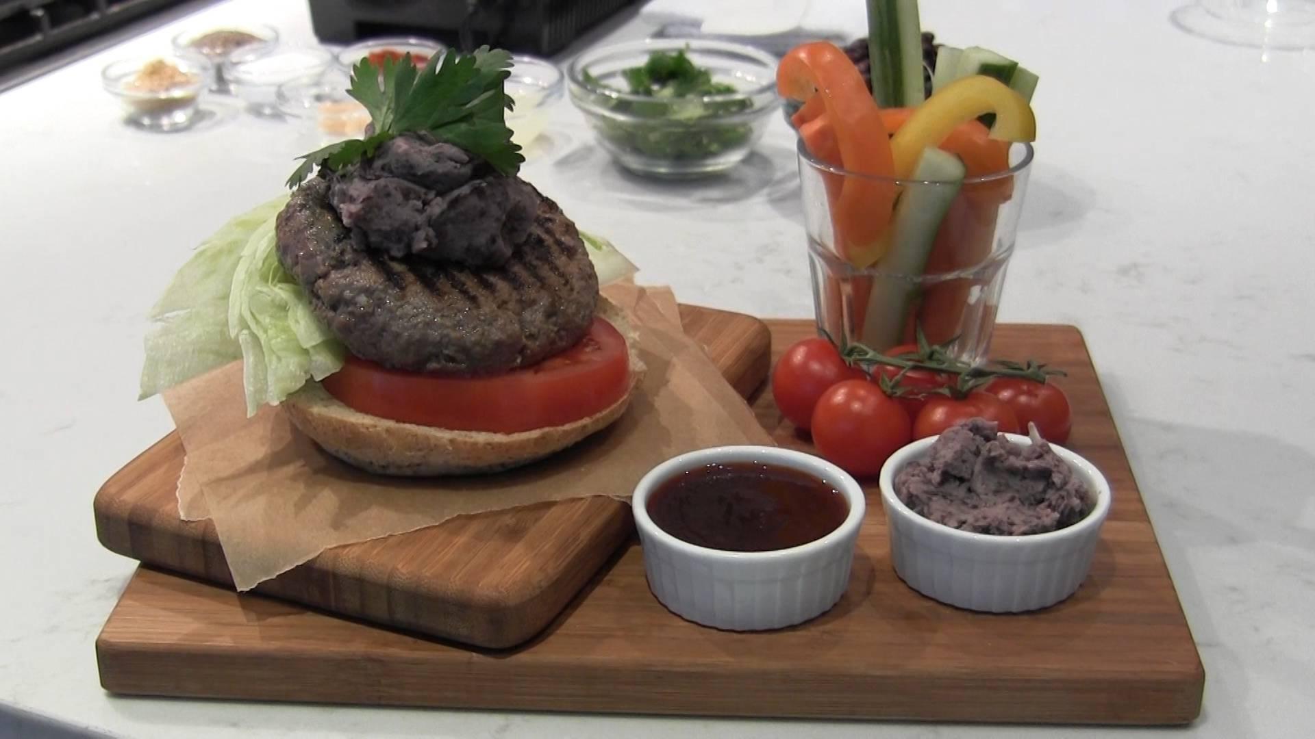 Culinary Coach: A Healthy Burger Idea for Summer