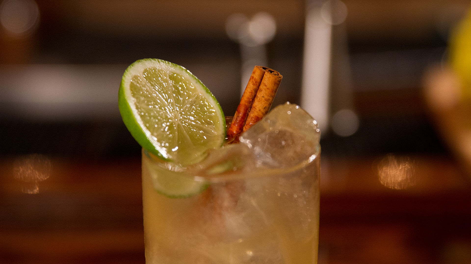 Halloween Drinks: Tempest Cocktail Recipe