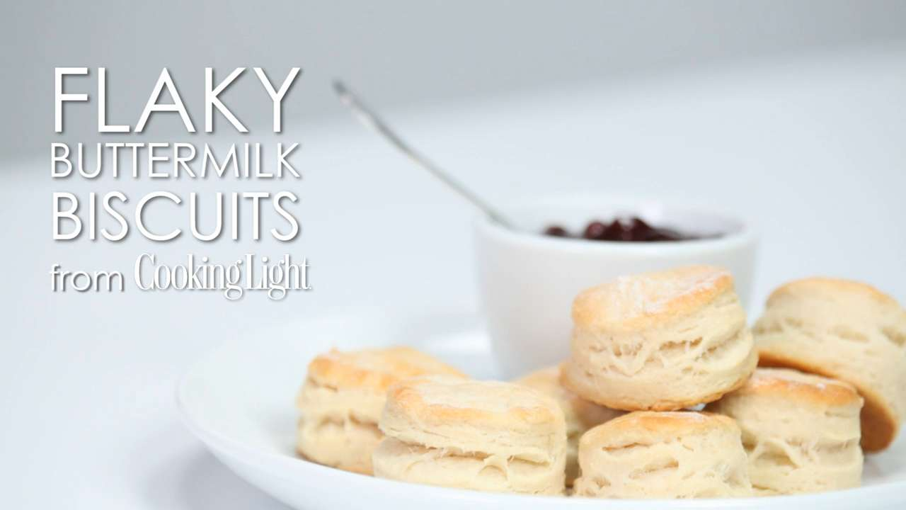 How to Bake Flaky Buttermilk Biscuits