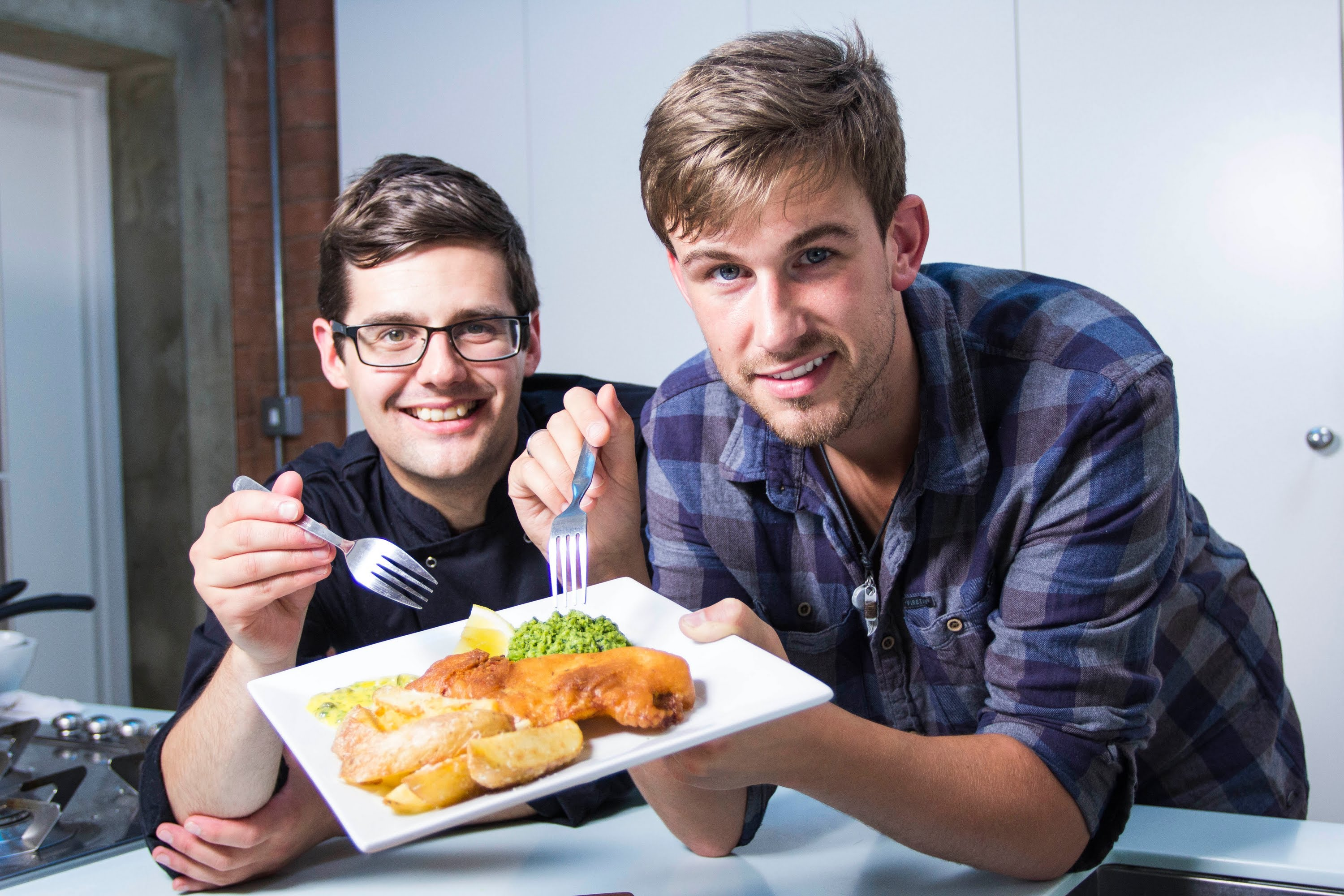 How to Make the Ultimate Fish and Chips