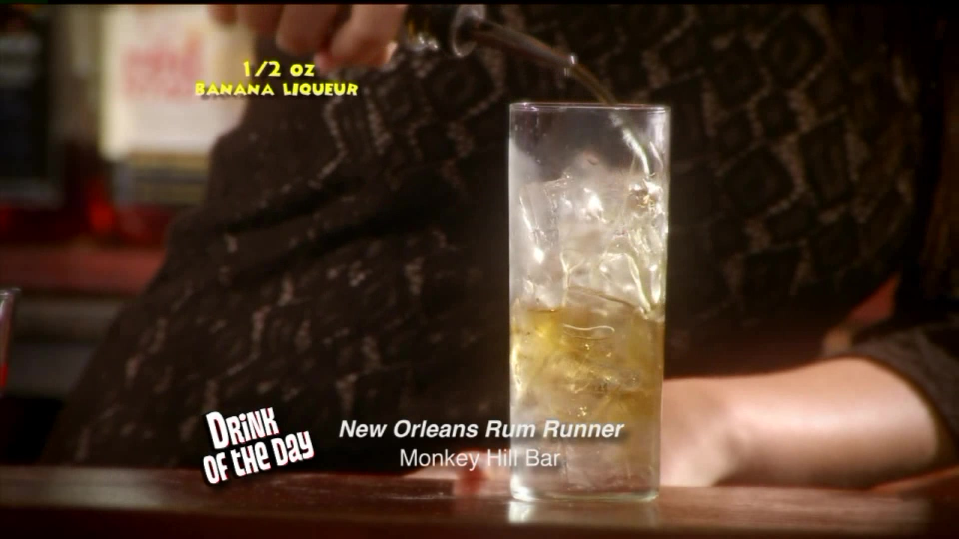 Drink Of The Day: New Orleans Rum Runner