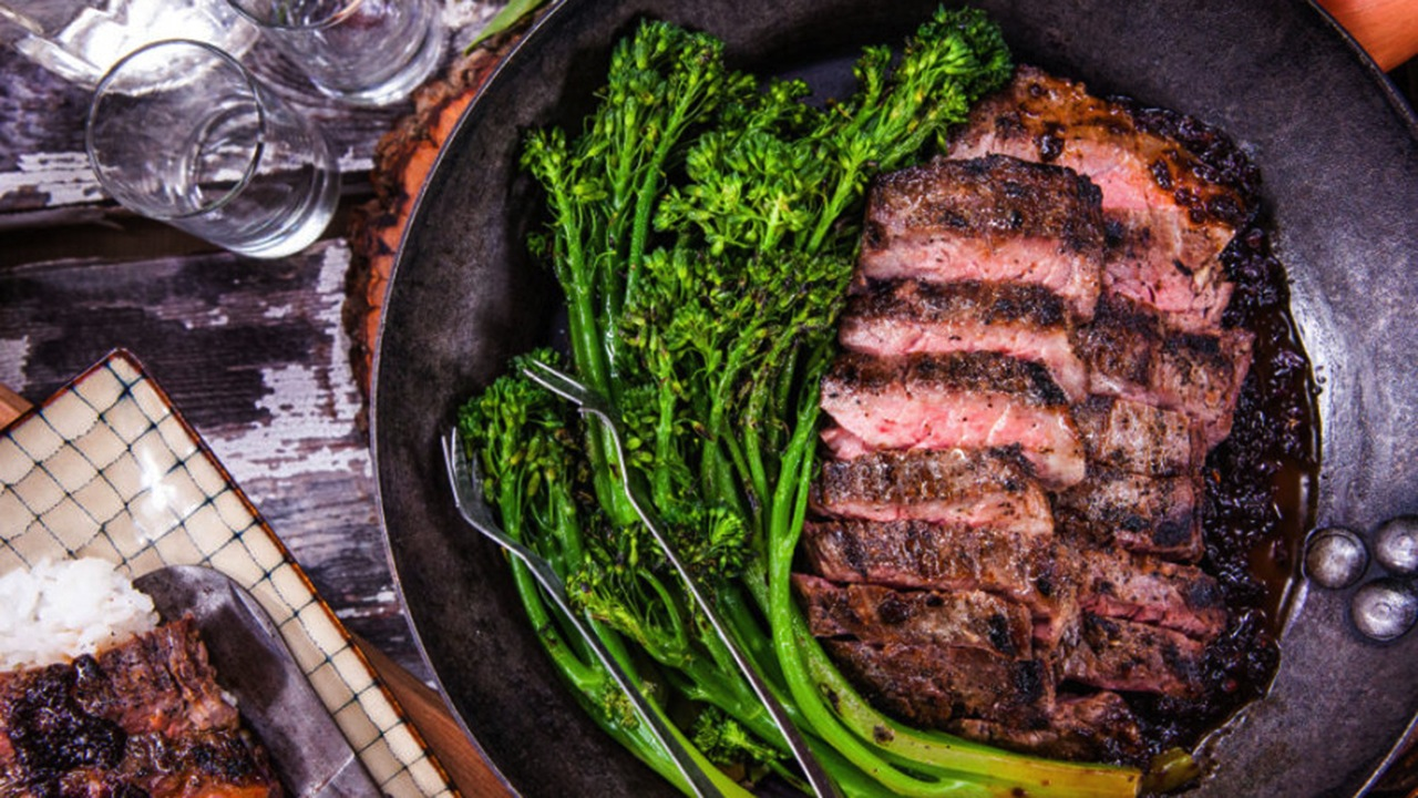 How to Make Homemade Beef and Broccoli
