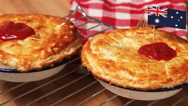 Aussie Meat Pie Recipe