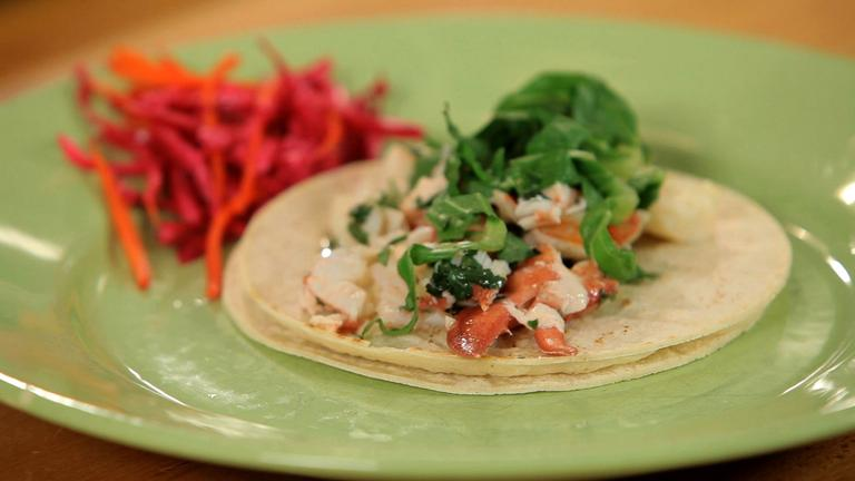How to Make Lobster Tacos