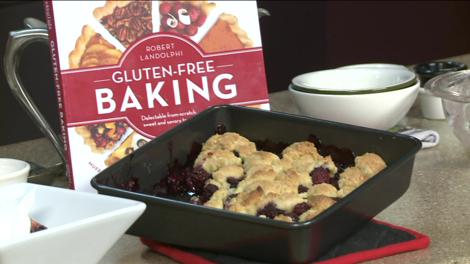 Gluten Free Blackberry Cobbler Recipe