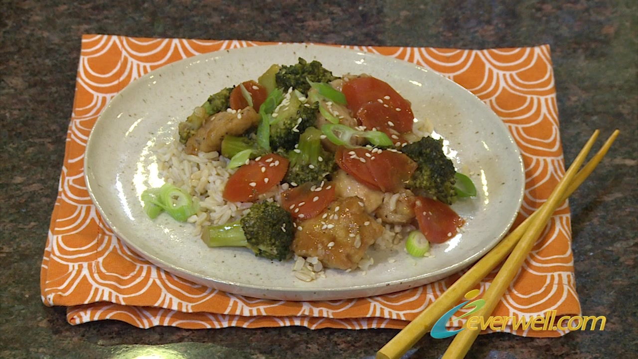 How to Make a Healthy Chicken Stir-Fry