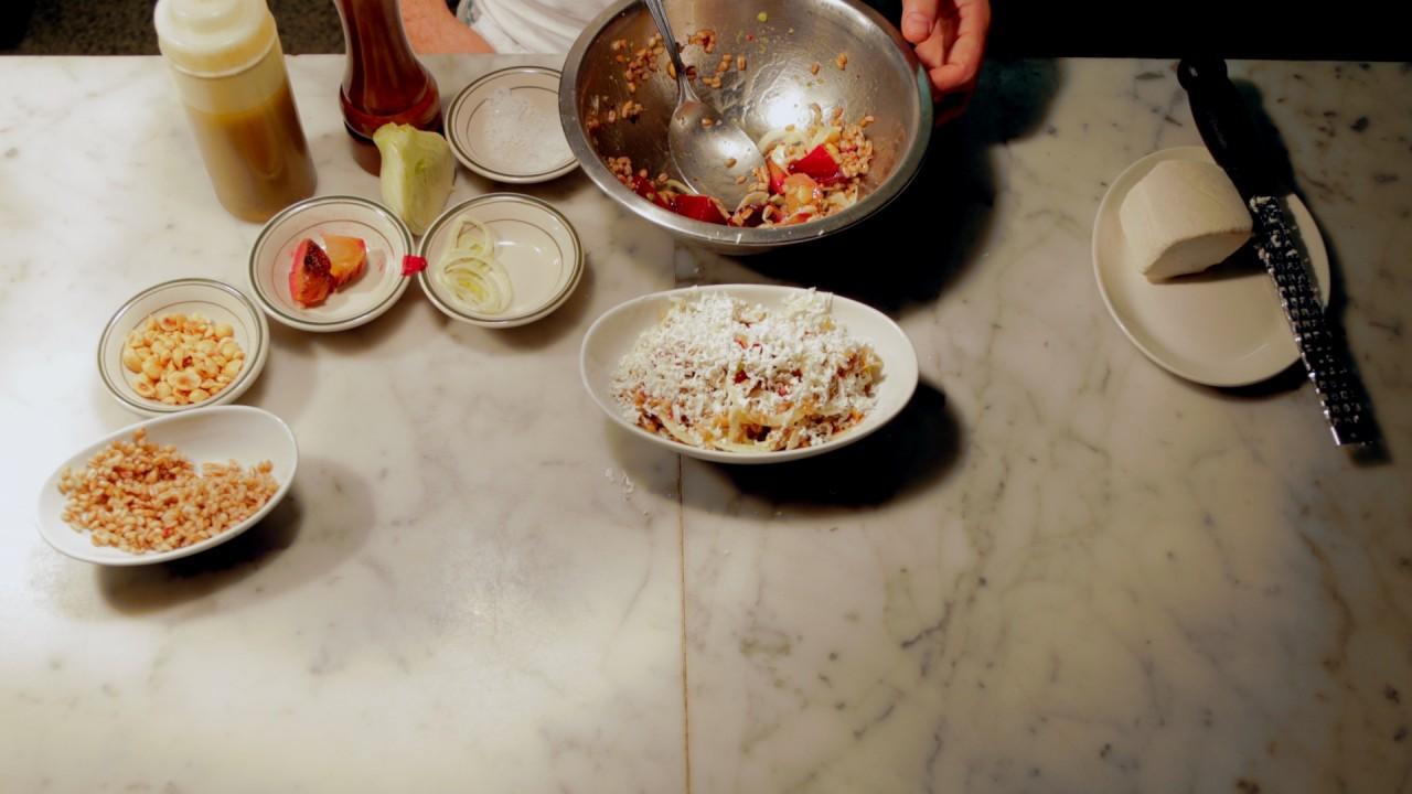 How to Make a Farro Salad