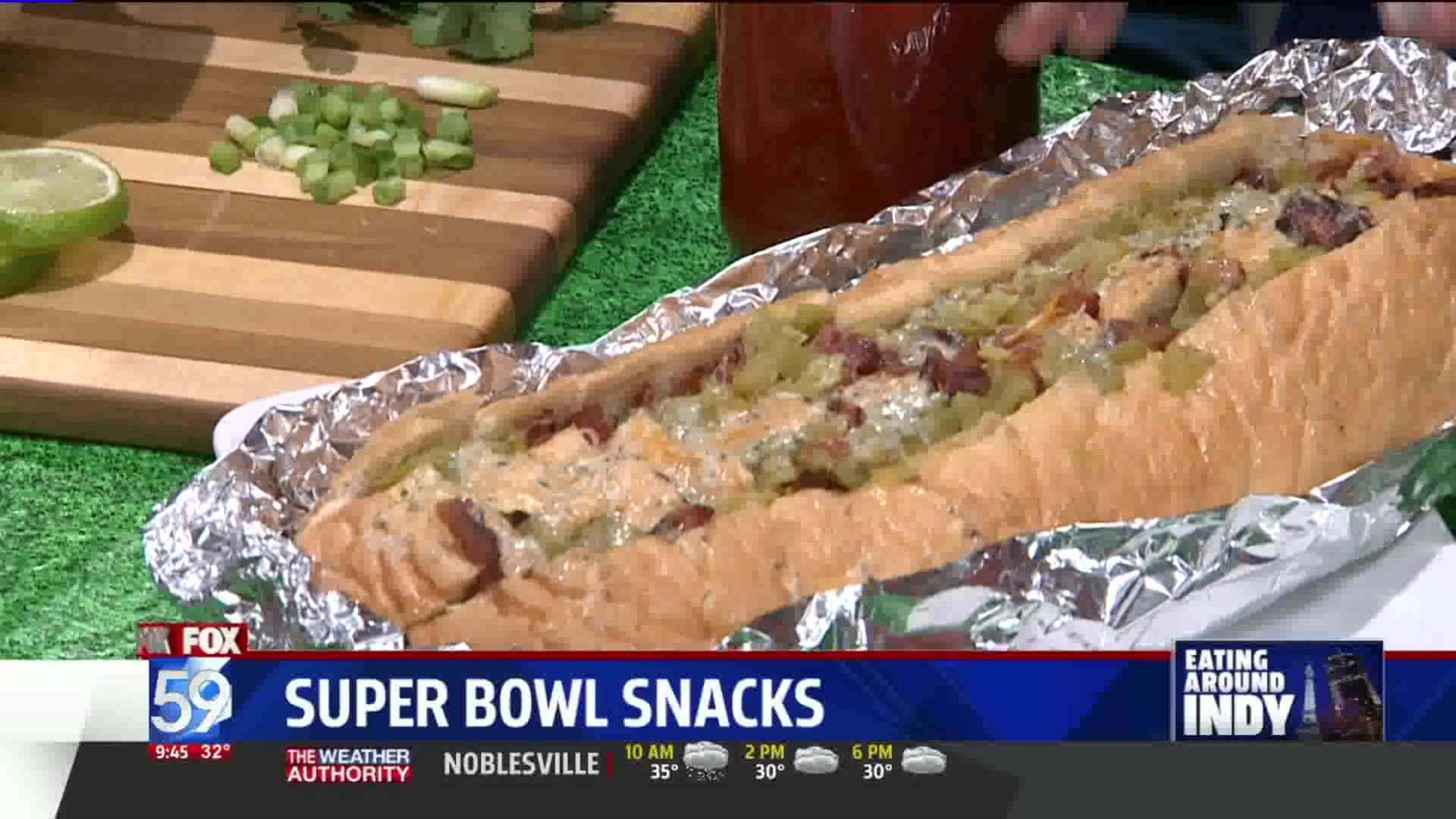 Everything You Need For the Perfect Super Bowl Spread