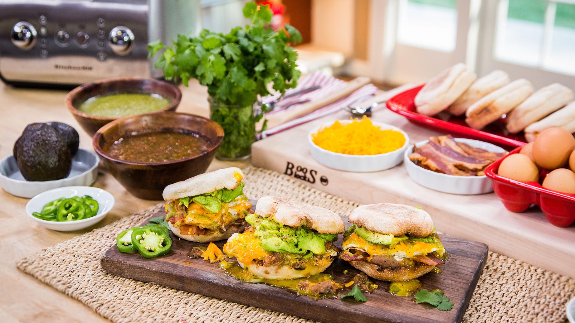 Cristina Ferrare's Huevos Rancheros Recipe