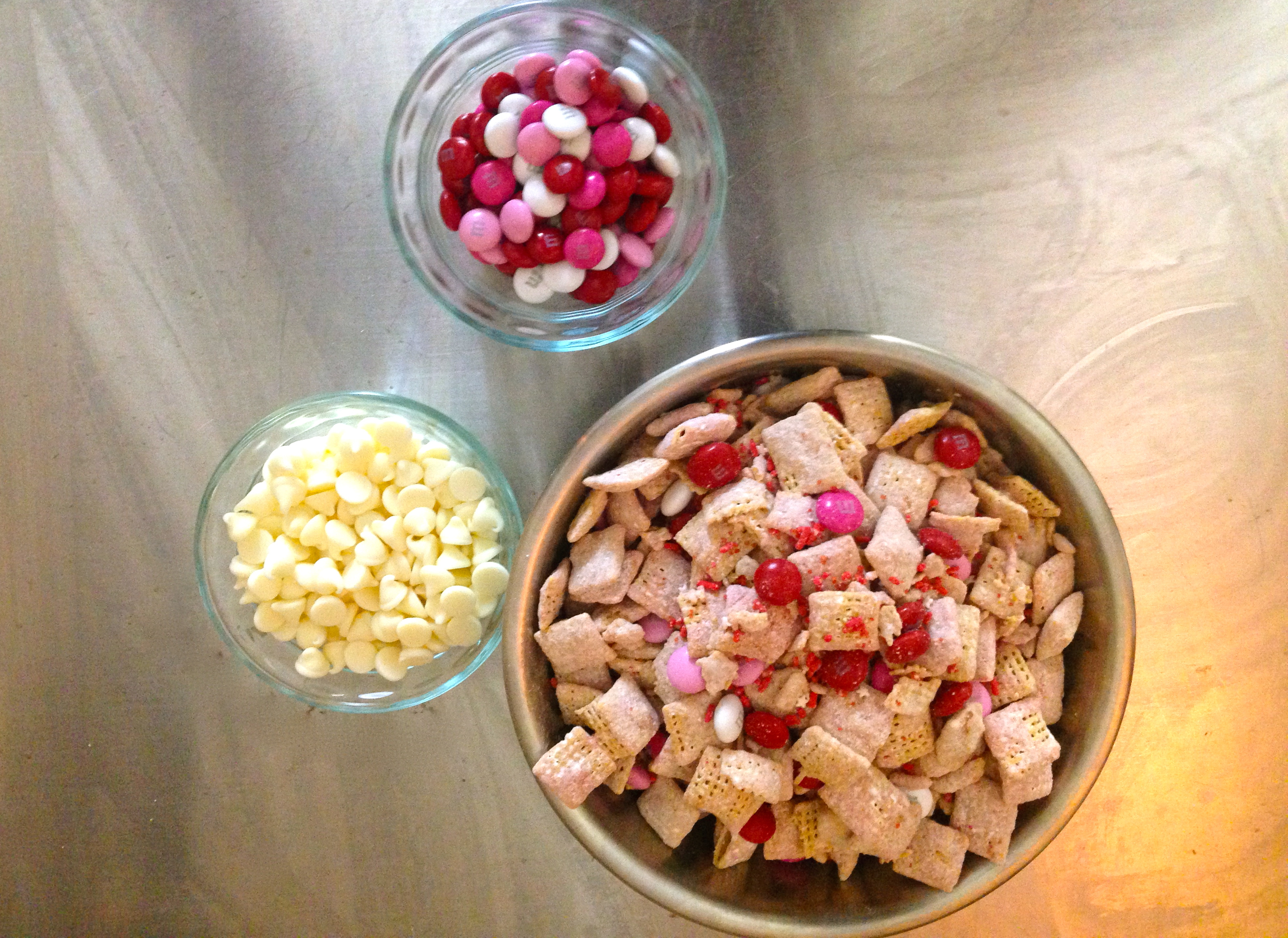 How to Make Puppy Love Chow