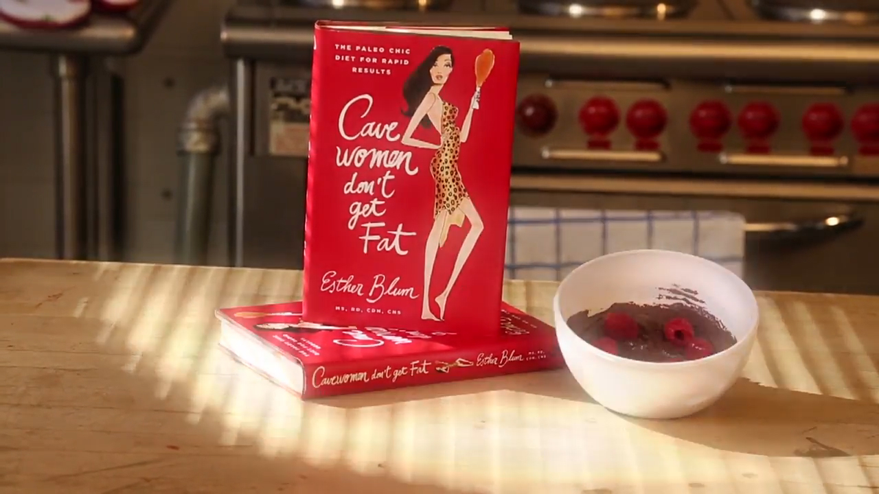 Paleo Friendly Desserts with 'Cavewomen Don't Get Fat' Author Esther Blum