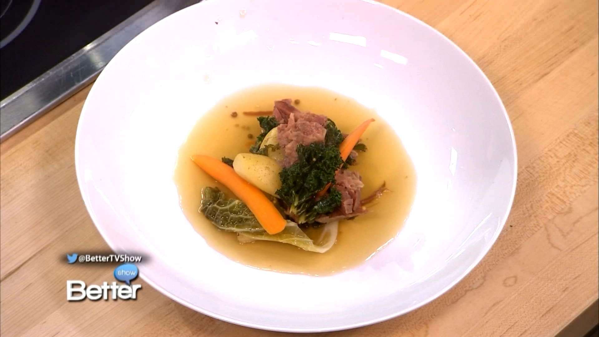 Chef Kevin Dundon's Pulled Corned Beef Recipe