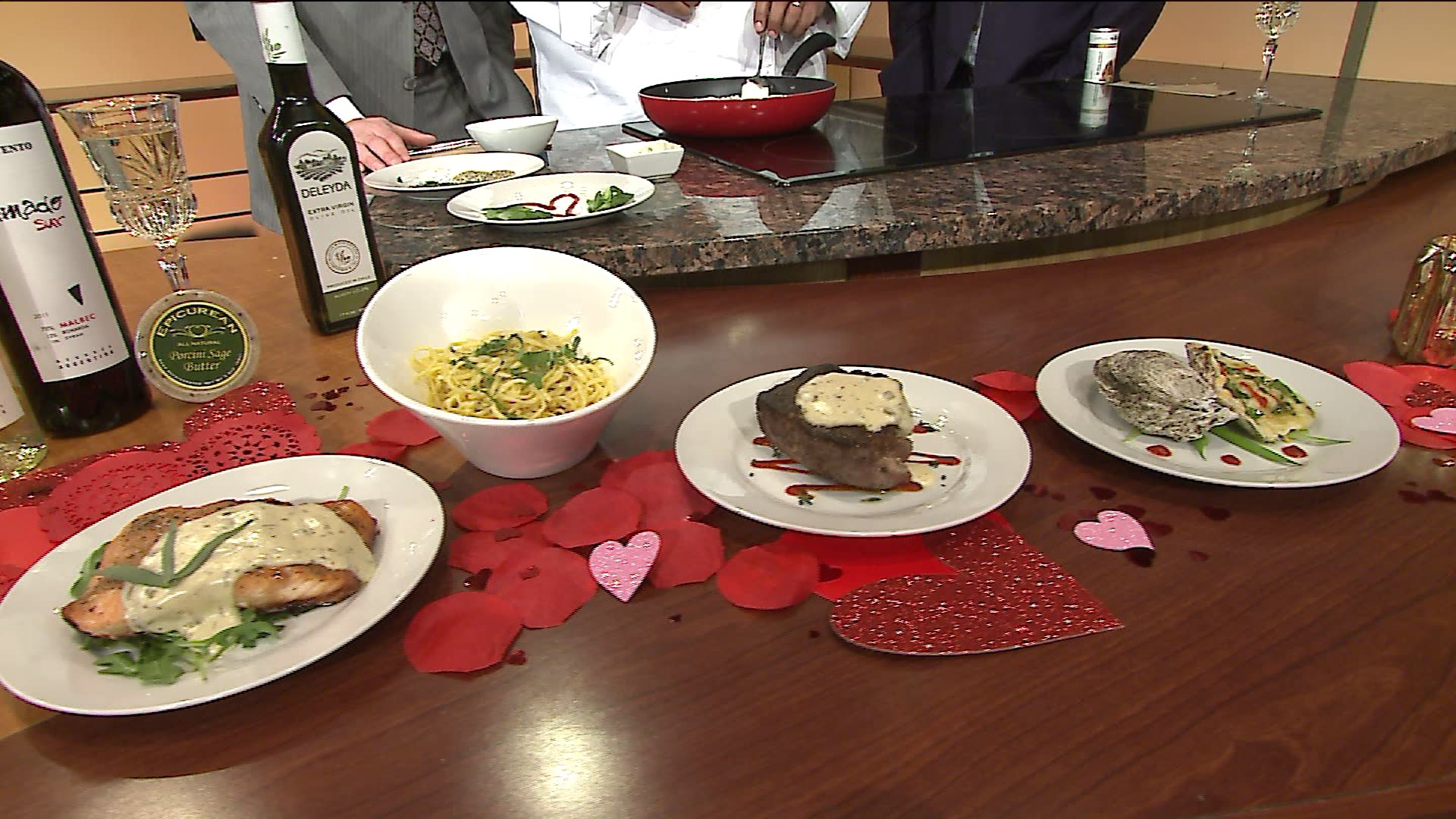 How To Make A Valentine's Day Dinner With Aphrodisiacs