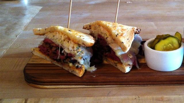 Reinventing the Cuban Sandwich