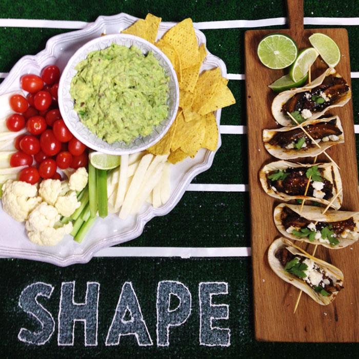 Chipotle Portobello Mushroom Tacos