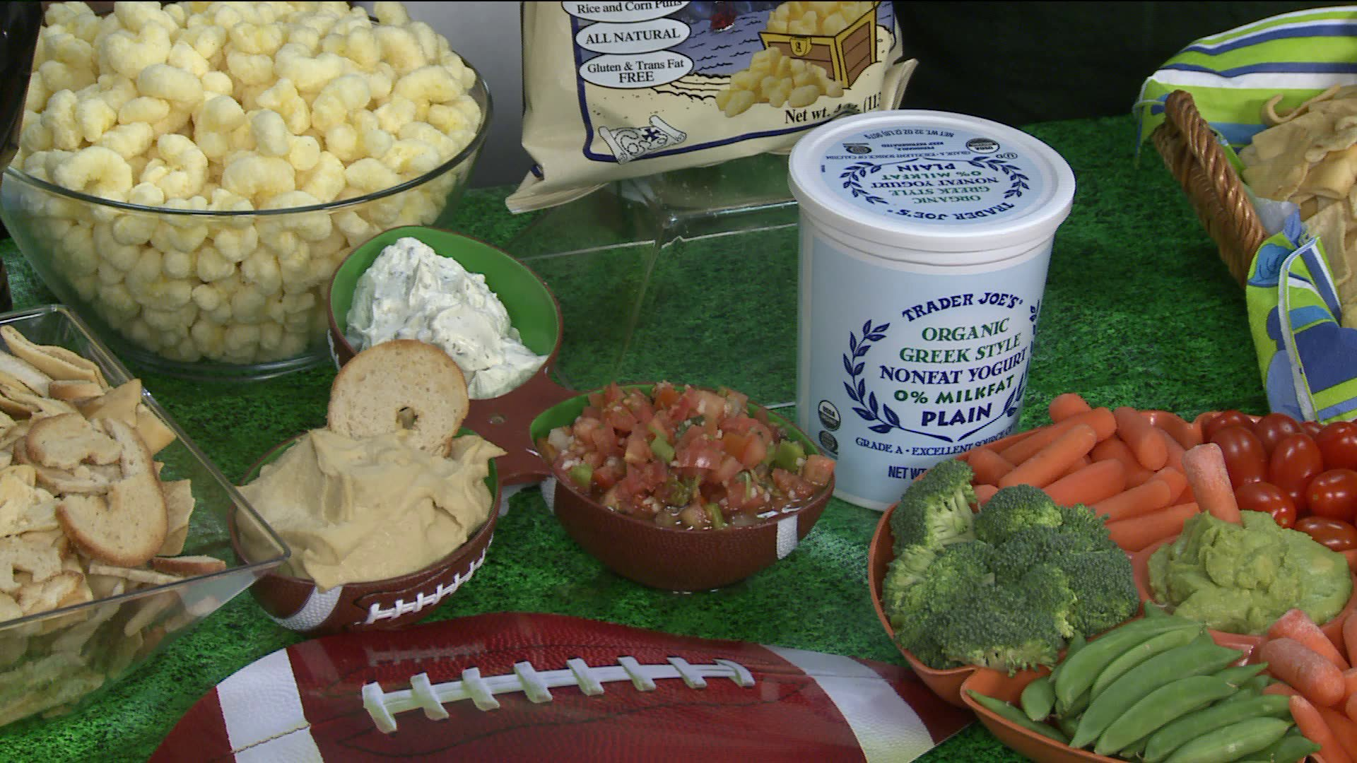 10 Healthier Food Options For Your Super Bowl Party