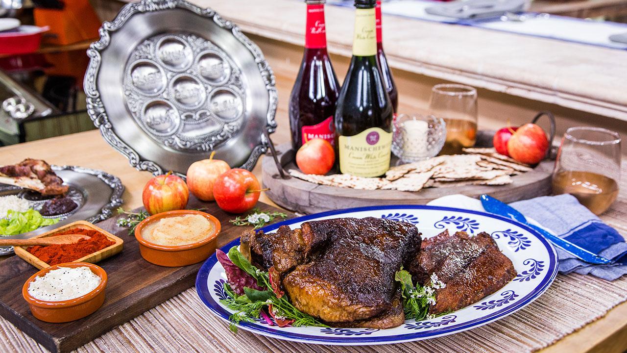 Susan Feniger's Chipotle Glazed Beef Brisket Recipe