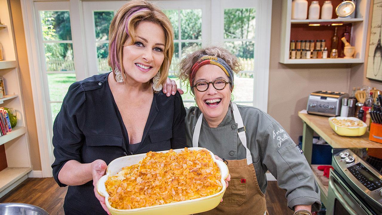 Susan Feniger's Noodle Kugel Recipe