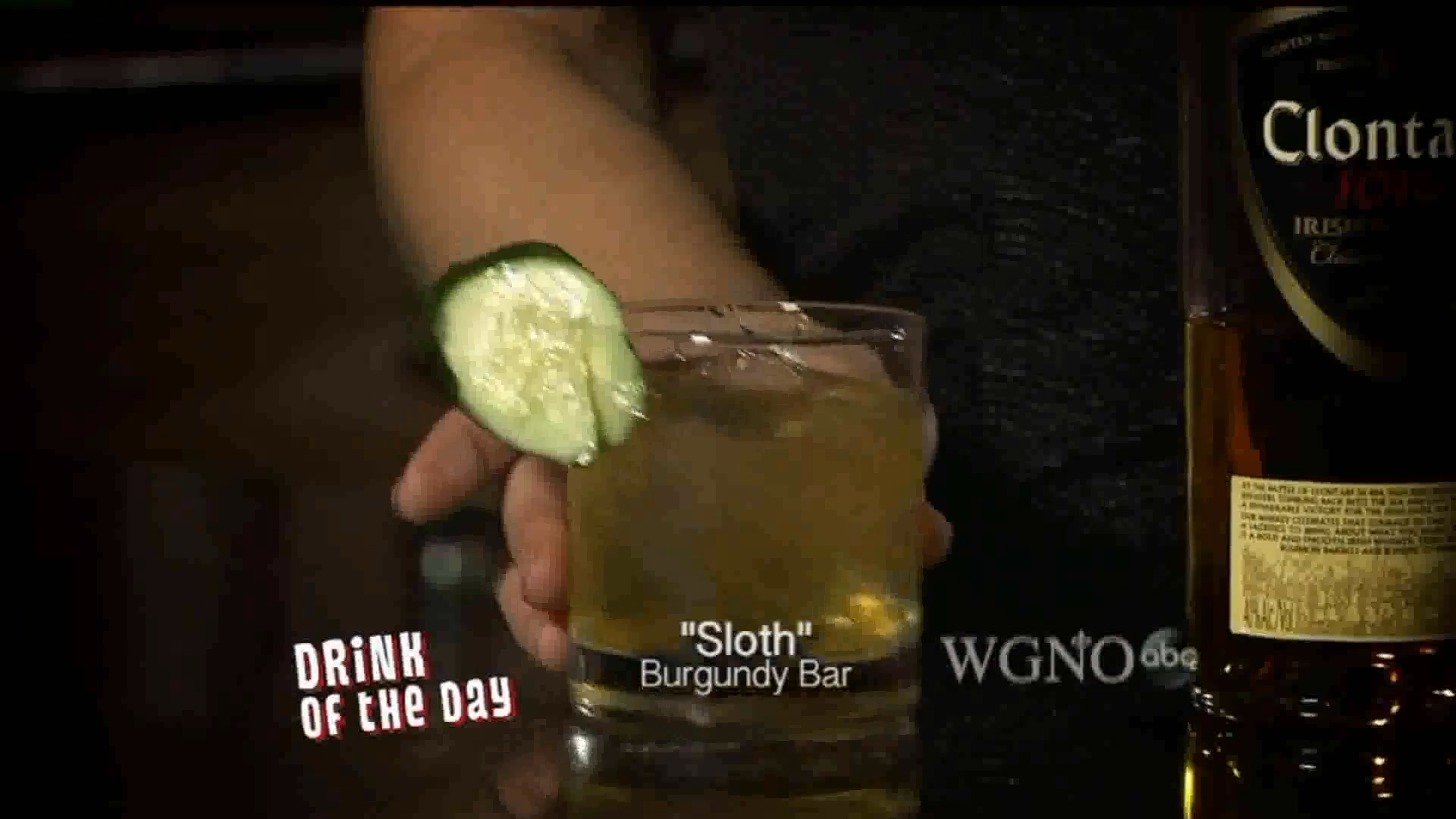 Sloth Cocktail Recipe