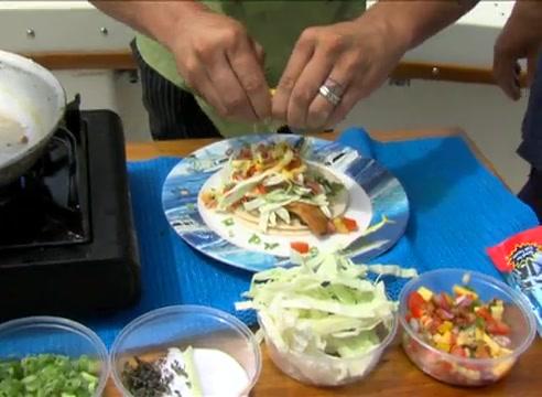 Cod Fish Taco Recipe