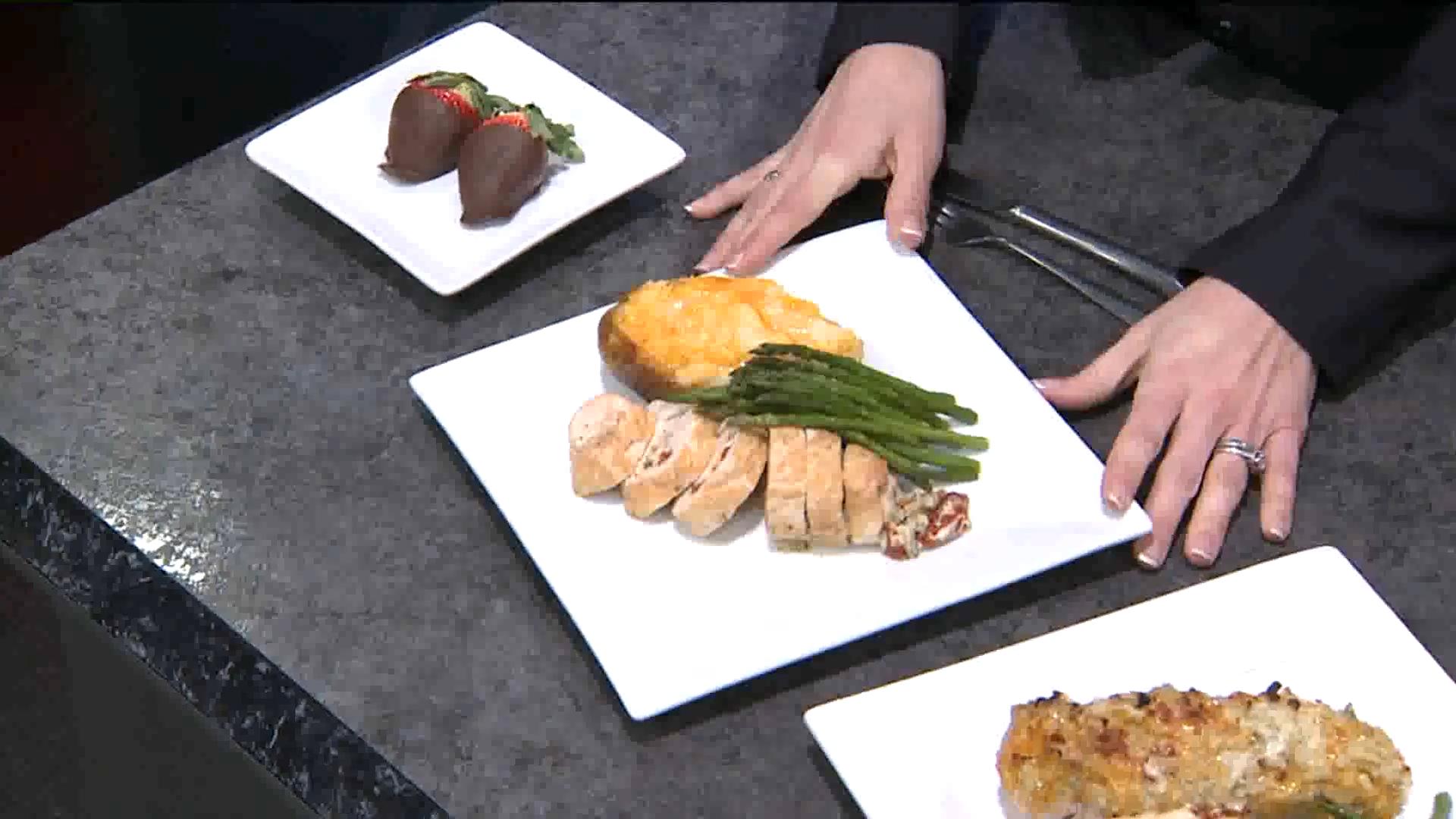 DIY Valentine's Day Gourmet Dinner