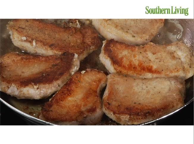 How to Make Balsamic Pork Chops